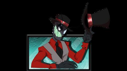Villainous - Black Hat by ShaBiest