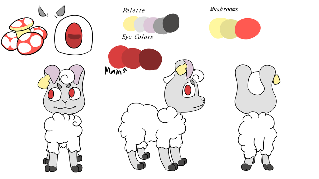 Pyro ref sheet by MythicalMagicBeasts
