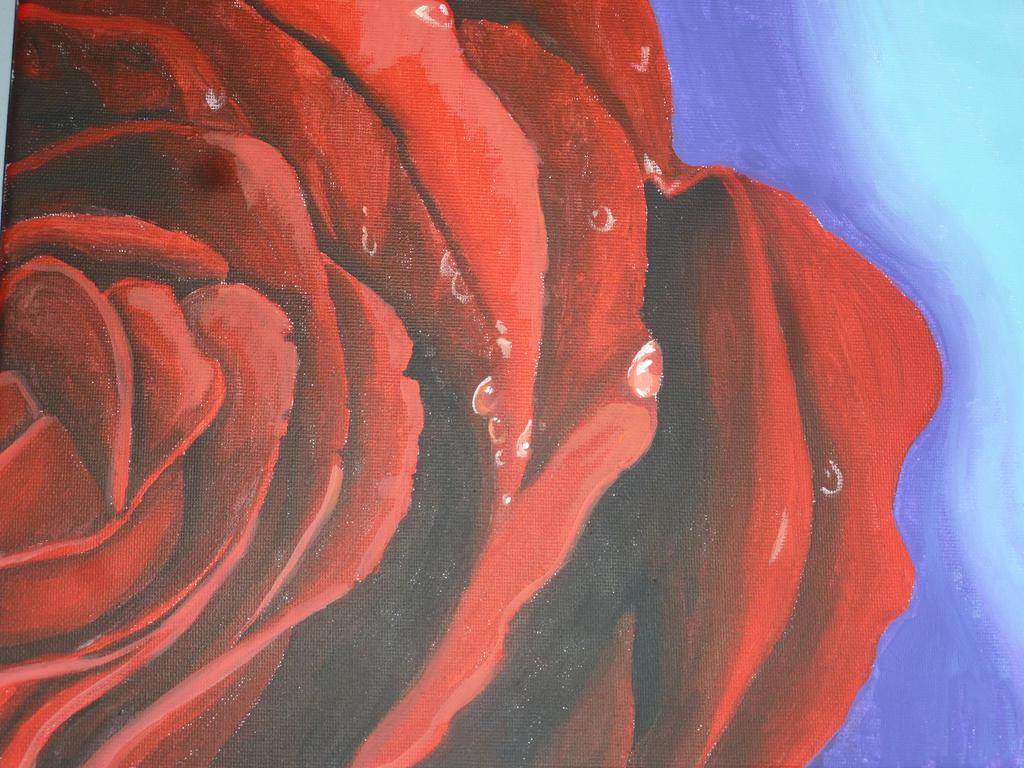 Rose by BIackFang