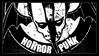 Horror Punk Stamp by DetharcRequiem