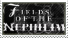 Fields of the Nephilim Stamp by DetharcRequiem