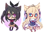 smol cheebs by zea-bruh