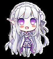 Emilia by zea-bruh