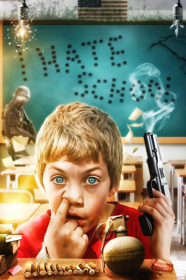 I Hate School by DesignerKratos