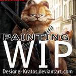 Hunting Time WIP by DesignerKratos
