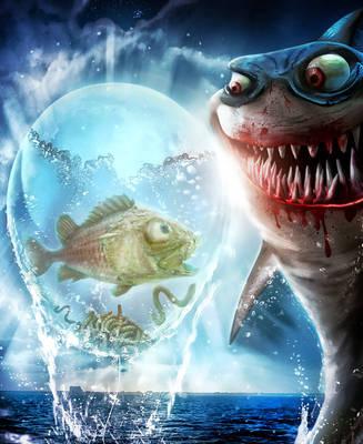Smart Fish by DesignerKratos