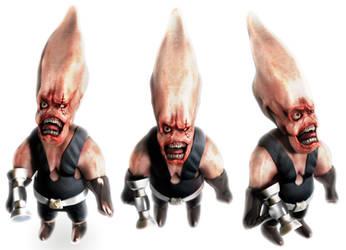 Freak Alien by DesignerKratos