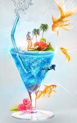 Dream Cup by DesignerKratos