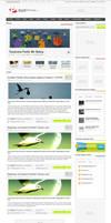 Free WordPress Blog Design by emrah-demirag
