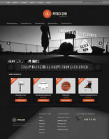 potaci.com interface design by emrah-demirag
