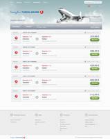 Airline Tickets List by emrah-demirag