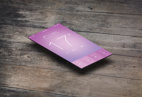 iOS 7 Weather App FREE .PSD by emrah-demirag