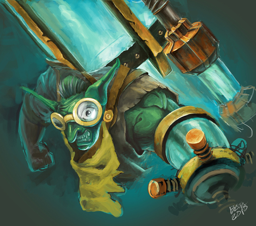 Heroes of Newerth, Electrician by paborito