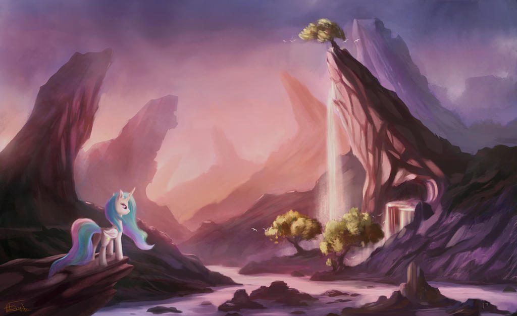 BC (Before Canterlot) by aJVL