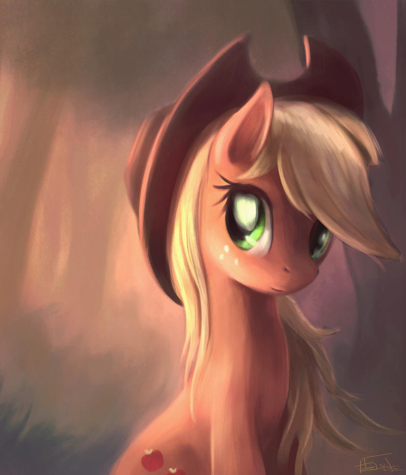 Applejack by aJVL