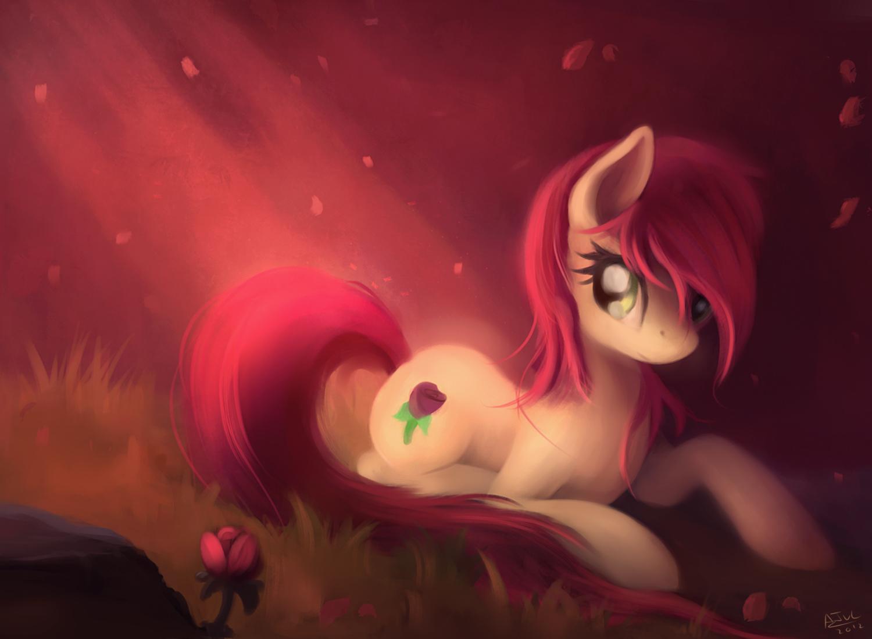 Roseluck by aJVL