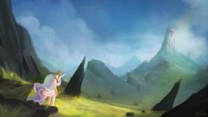 Path to Canterlot