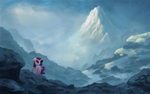 Rarity's search - Commission