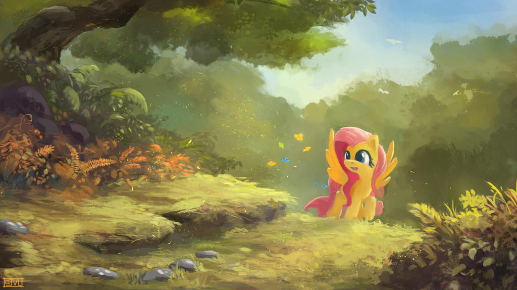 Image result for fluttershy art