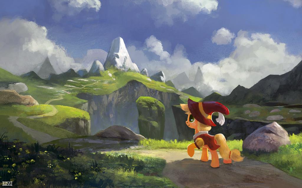 Land of Earth Pony