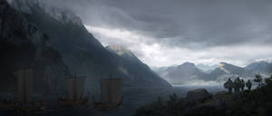Matte Painting - Impending