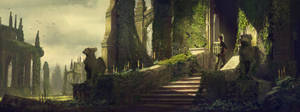 The Forest Ruins