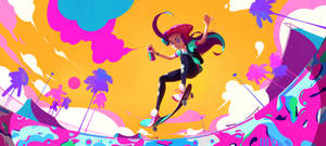 Starlight Glimmer - Skate