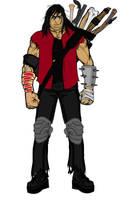 Casey Jones Redesign (Unmasked)