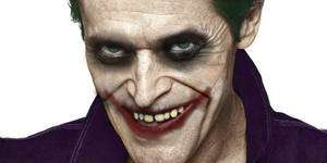 Willem Dafoe as The Joker by Chiracy