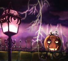pumpkin by starryjohn