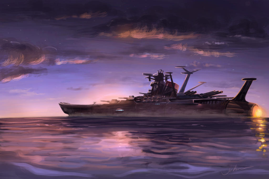 Yamato by starryjohn