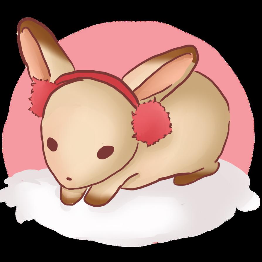 winter bunny by Bolinhow