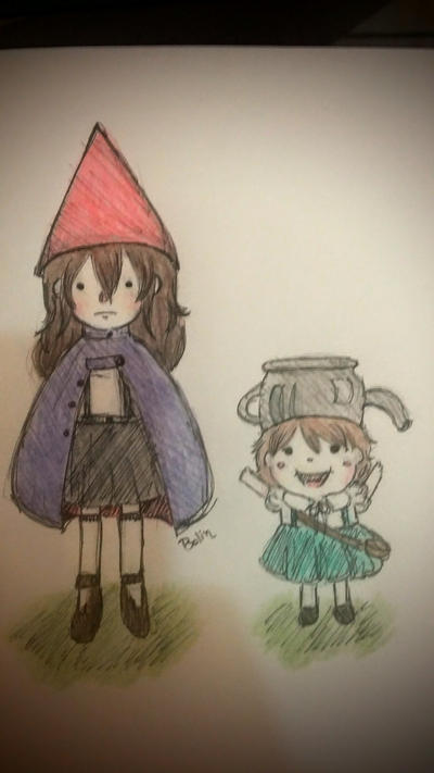 Wirt and Greg by Bolinhow