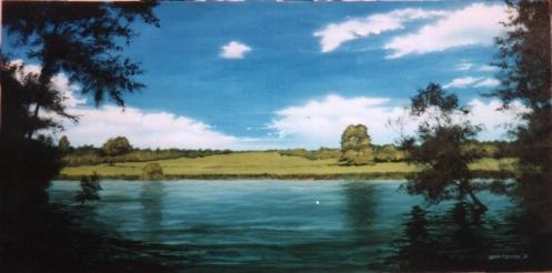 Clinch River 2 by PaintSlinger