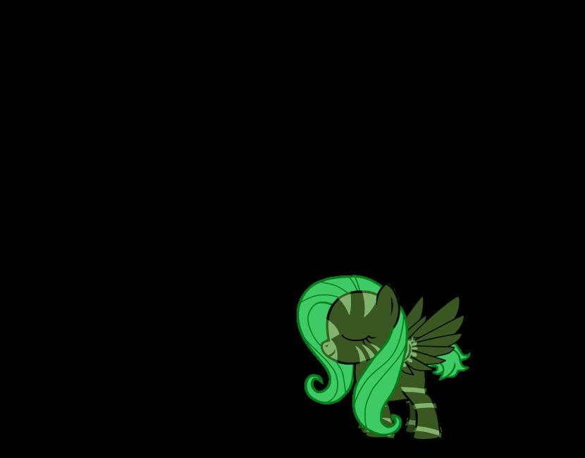Slime (Minecraft Mob) Pony :D Ellie! by Firestarx3
