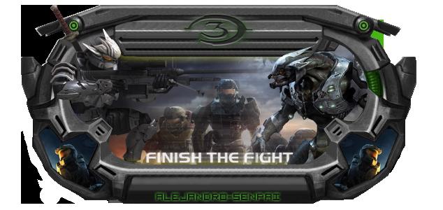 Firma Halo 3 by Alejandro-Senpai