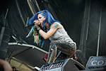 Arch Enemy @ Copenhell 2014