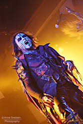 Cradle of Filth @ The Waterfront 18.10.2015 6