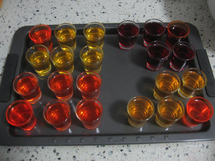 Jello Shots Vodka Vodka Jello Shots by