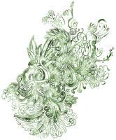 Art Nouveau Sigil by Got-It-Like-That