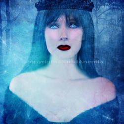 Frozen Queen by PlacidAnemia