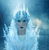 ice elf by PlacidAnemia