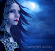 Sombre Voyageuse by PlacidAnemia