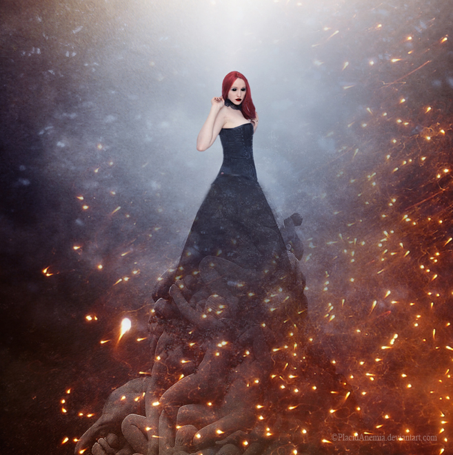 Dress Of Damned by PlacidAnemia