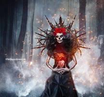 Death Concubine by PlacidAnemia