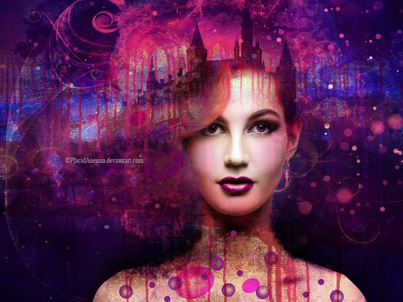 Princess Dreams by PlacidAnemia