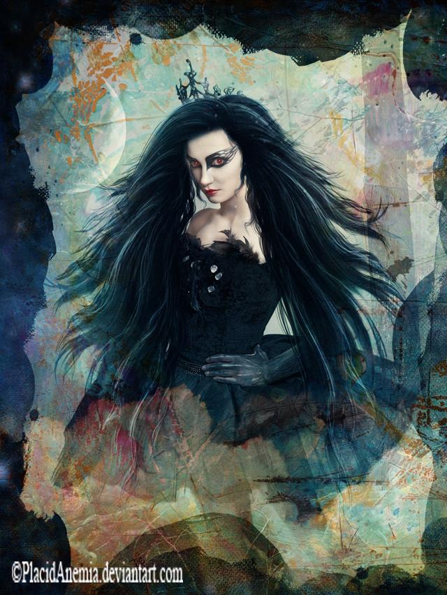 Dark Dancer by PlacidAnemia