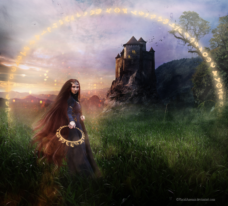 Le Royaume Magique by PlacidAnemia
