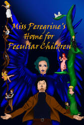 Miss Peregrine's home for Peculiar Children by LucialesRosebell