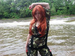 Miss Army : at the river by missizelisting